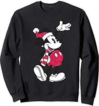 Disney Hello Holiday Mickey Sweatshirt