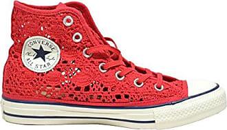 Damen-Chucks in Rot von Converse® | Stylight