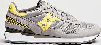 Rabaini Saucony - Sneakers in pelle Shadow - Grigio