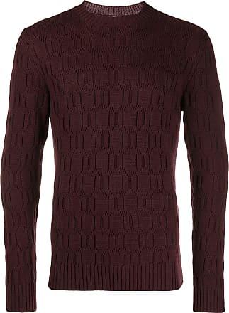Eleventy Suéter de tricô - Vermelho