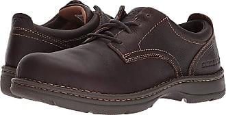9cc5d2b2abf Carolina ESD Aluminum Toe Opanka Oxford CA3580 (Tully Mahogany Leather Upper)  Mens Shoes