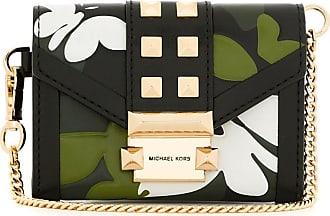 Michael Michael Kors Carteira Whitney de couro - Preto