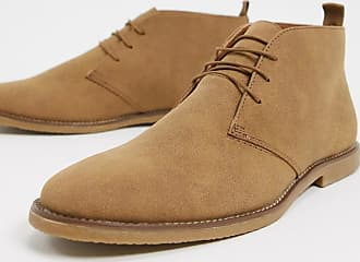 Topman desert boot in stone-Tan
