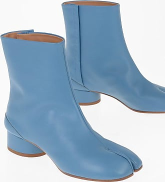 Maison Margiela MM22 Leather Ankle Boots Größe 36