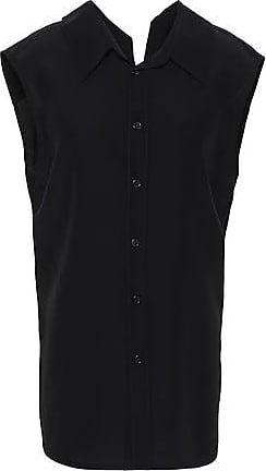 Marni Marni Woman Silk Shirt Black Size 40