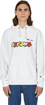 Champion Defumo hooded sweatshirt WHT S