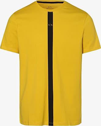 A|X Armani Exchange Herren T-Shirt gelb