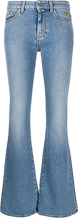 Msgm flared style jeans - Blue