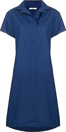 Odeeh Vestido godê - Azul