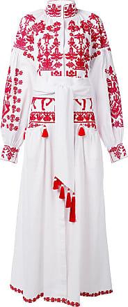 Yuliya Magdych Litopys dress - White