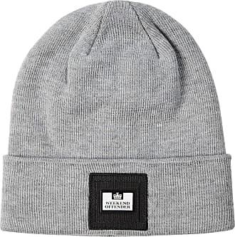 Weekend Offender Pedar Beanie Hat - Grey - Unisex (One Size)