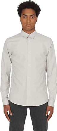 A.P.C. A.p.c. Casual shirt GRIS CLAIR XL