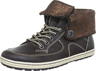 s.Oliver Womens Casual High Brown Braun (MOCCA 304) Size  5 ( 29feccaf32