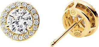 Michael Kors Necklace Stud Eearings MKC1035An710 Gold