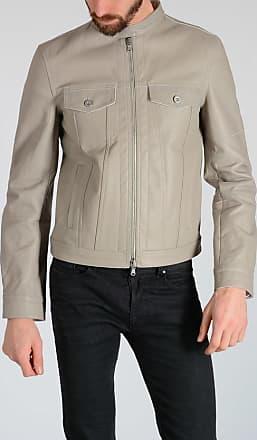 Diesel BLACK GOLD Leather LANSTON Jacket size 52
