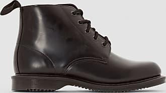 640b5beceba18 Dr. Martens Bottines cuir à lacets Emmeline - DR MARTENS - Noir