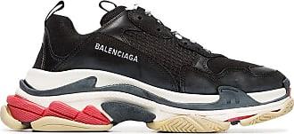 Balenciaga Tênis Triple S - Preto