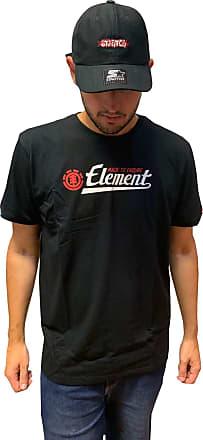 Element Camiseta Element Signature Preta