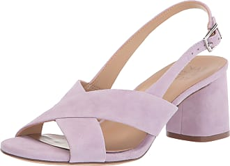Naturalizer womens G8569L3 Azalea Heeled Sandals Purple Size: 8 Narrow