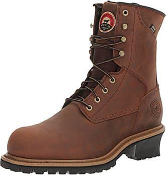Irish Setter Work Mens Mesabi 83829 Work Boot, Brown, 11.5 D US