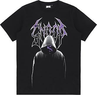 SSS World Corp Sss world corp Snoop dog reaper t-shirt BLACK/PURPLE S