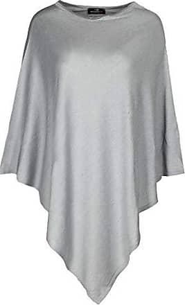 2817f6436e81fc Zwillingsherz Poncho-Schal mit Baumwolle - Hochwertiges Cape für Damen -  XXL Umhängetuch und Tunika