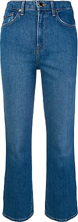 Khaite Calça jeans Benny - Azul