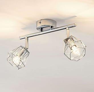 Lindby Giada foco de techo LED, 2 luces