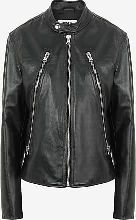 Maison Margiela 5-zip Leather Jacket