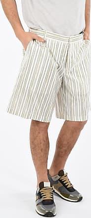 Dior barcode striped Bermuda Größe 50