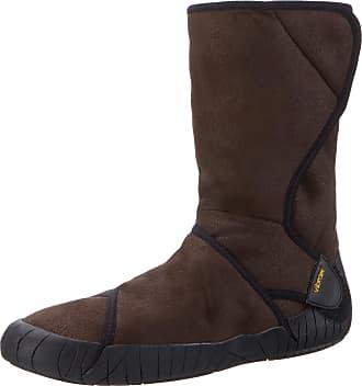 Vibram Fivefingers Furoshikim, Unisex Adults Ankle Boots, Brown (Dark Brown), 7-8.5 UK (40/41 EU)