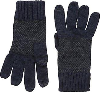 Calvin Klein Mens Touchscreen Glove, Navy, One Size