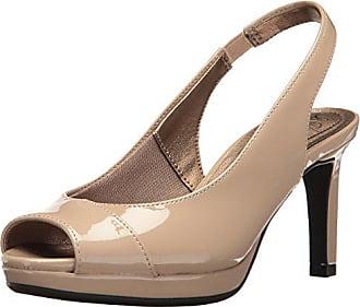 Life Stride Womens Invest Dress Sandal, Tender Taupe, 9 M US