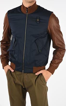 Blauer Leather Details Jacket Größe Xl