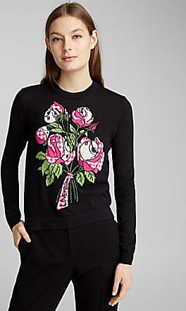 Love Moschino Donna bouquet sweater