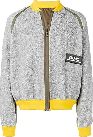 OAMC loose fitted bomber jacket - Grey