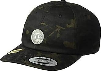 DC Mens CAM Hipper Trucker HAT, Black, 1SZ