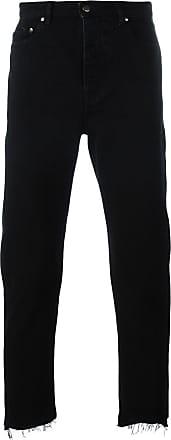 Golden Goose Calça jeans reta - Preto