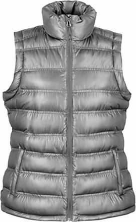 Result Anorak R193F Womens Sleeveless Down Jacket - - X-Large
