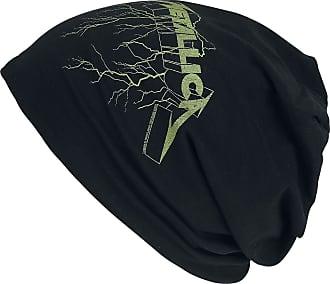 3d2e68ec0d9984 Metallica Splatter Lightning - Light Beanie - Mütze - schwarz