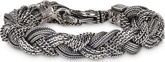 Emanuele Bicocchi Bracciale Rope argento