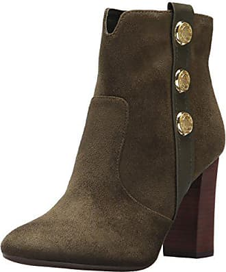 92221c5c9bbee7 Tommy Hilfiger Womens DOMAIN Ankle Boot