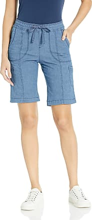 Rinse Chambray 16 Lee Womens Flex-to-Go Relaxed Fit Cargo Short