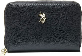 U.S.Polo Association U.S. POLO ASSN. Jones M Zip Around Wallet Black
