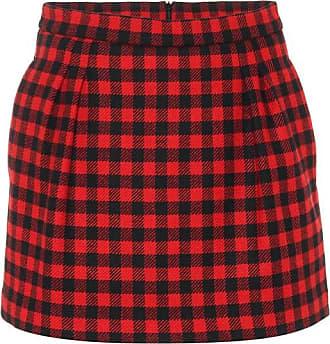 Red Valentino Shorts aus einem Wollgemisch