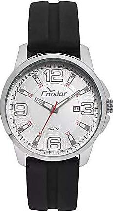 Condor Relógio Condor Masculino Ref: Co2115kti/2k Esportivo Prateado