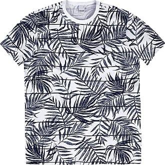 Malwee Camiseta Slim Manga Curta Masculina Estampada- Malwee