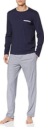 Hom Simon Long Sleepwear Ensemble de Pyjama Homme