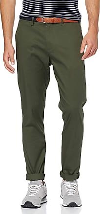 Selected Homme Mens Slhslim-Yard Pants W Noos Trouser, Black (Deep Depths), W36/L32 (Size: 36)