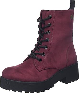 Refresh Womens 69157 Ankle Boots, Purple (Burdeos Burdeos), 3 UK